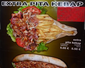 Pita Quebab
