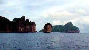 Proximidades de Phi Phi Island