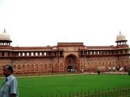 Red Fort em Agra