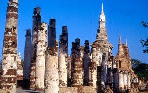 Sítio arqueológico de Shukotai, Tailândia