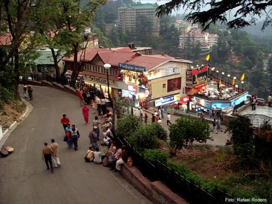 Simla, Índia
