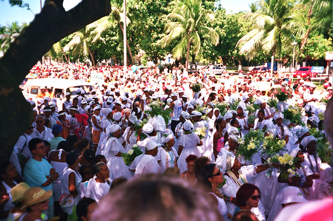 Carnaval no Recôncavo Baiano