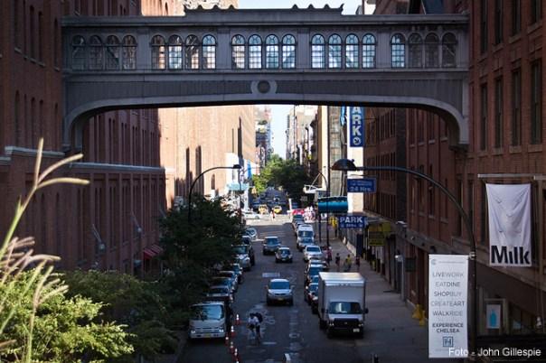 High Line, New York - Foto John Gillespie CCBY