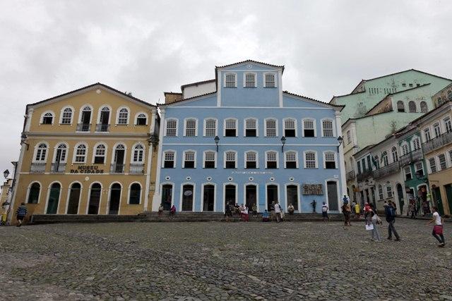 Museus na Cidade Baixa, Salvador, Bahia