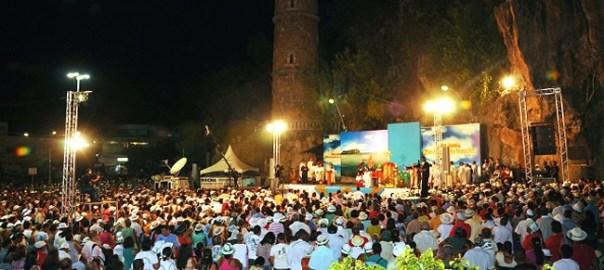 Romaria, Bom Jesus da Lapa, Bahia