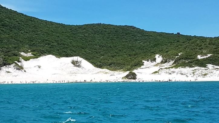 Praia do Farol, Arraial do Cabo