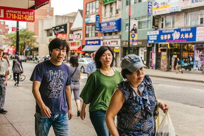 New York e suas comunidades étnicas - Foto Guian Bolisay CCBY