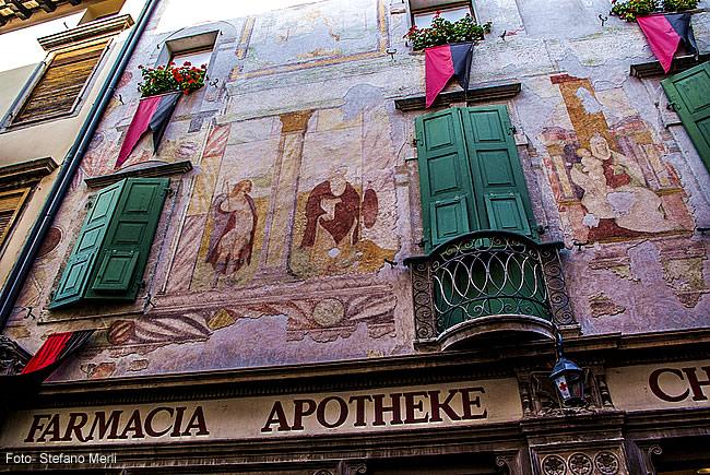 Farmácia em Frgidale de Friuli - Foto stefano Merli CCBY SA