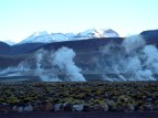 Gêiser El Taitio, Atacama, Chile