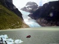 Glaciar Serrano, Puerto Natales, Chile