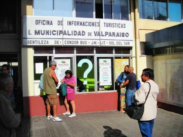 Oficina de turismo Chile