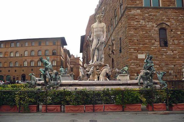 David de Michelangelo, Florença, Itália - foto aninha Gonçalves