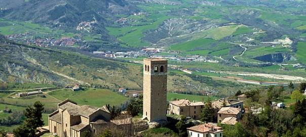 A Alta Idade Média: San Léo, a Alta Idade Média