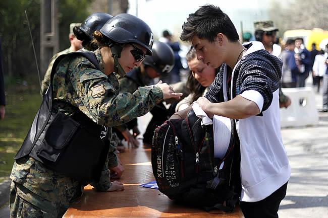 Segurança no Chile