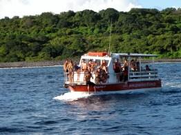 Fernando de Noronha, passeio de barco - foto Foto Stefan Krasowiski CCBY