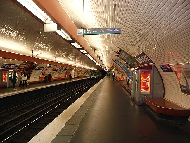 Metrô de Paris