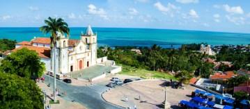 Olinda, Igreja de São Salvador do Mundo - Foto Prefeitura de Olinda CCBY