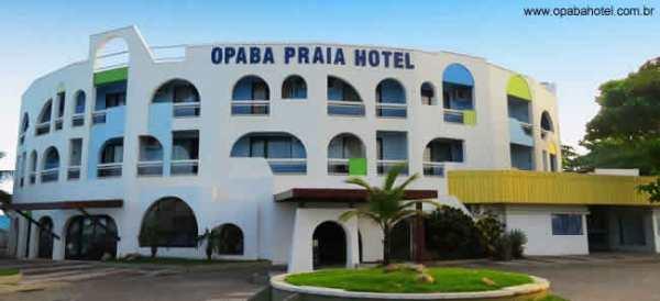 Ilhéus, Hotel Opaba, praia