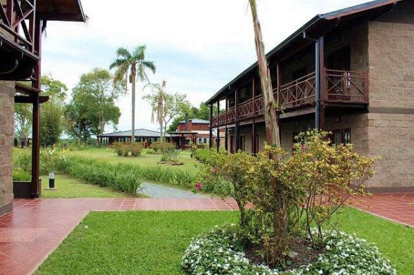 Hotel para aficcionados da pesca na Província de Corrientes