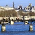 Pont des Arts, Paris