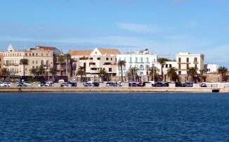 Bari, capital da Puglia, Itália