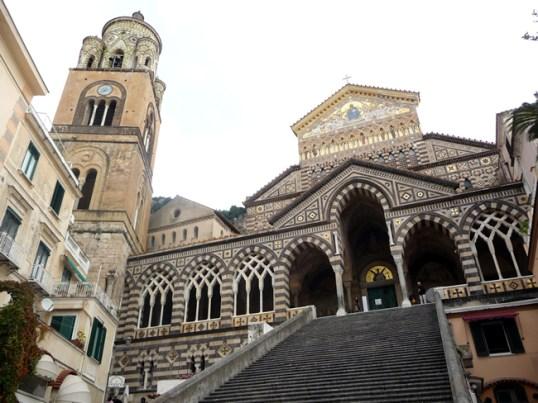 Duomo de Amalfi, Itália