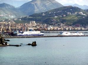 Maiori, na Costa Amalfitana, porto