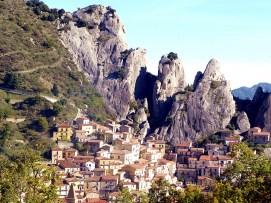 Castelmezzano, sul da Itália