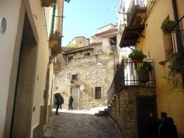 Castelmezzano, ruela