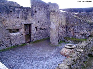 Residência em Herculano