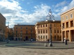 Lecce, palácios do centro histórico