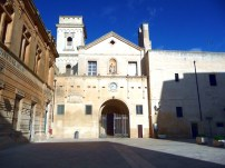 Centro histórico de Lecce, Itália