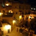 Matera, área de Sassi