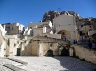 Matera, bairro inteiro de sassi