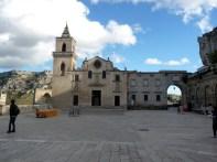 Matera, igreja