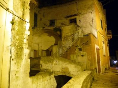 Matera, os sassi à noite