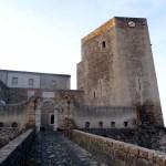 Castelo de Melfi, Basilicata, Itália
