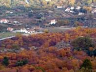 Alentejo em Portugal em novembro