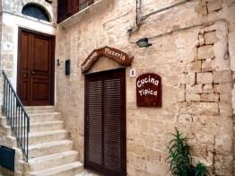 Polignano Al Mare, restaurante