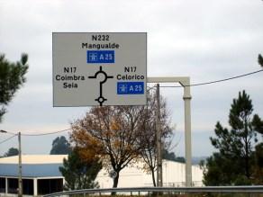 Placa em Portugal