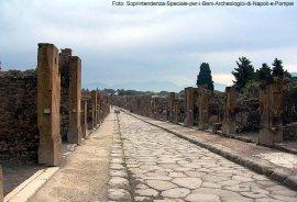 Pompeia, via della abbondanza