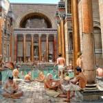 Reconstituição, Termas de Caracala, Roma