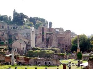 Termas de Caracala, Roma, Itália