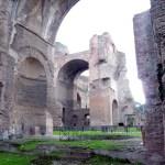 Roma, termas de Caracala