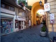 Sorrento, centro histórico