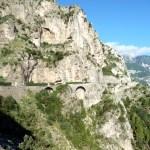 Estrada de Sorrento a Amalfi