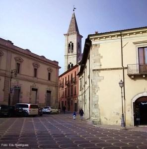Sulmona, centro histórico