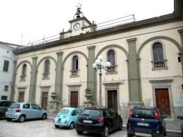 Venosa, Itália, centro histórico