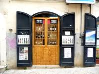 Venosa, Itália, enoteca