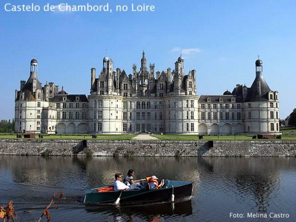 A melhor época para ir ao Vale do Loire, Chateau de Chambord